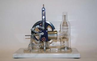 "Stirling Engine ""GIULIA"" (photo 001)"